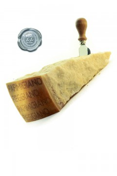 PDO parmesan cheese aged 22 months