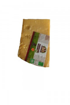 PDO Organic Parmigiano Reggiano aged 22 months 1 kg