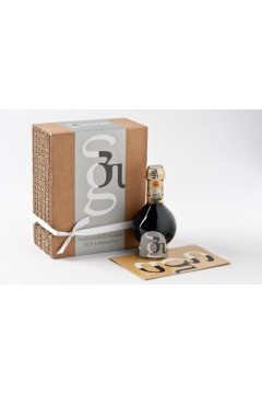 PDO Organic Biodynamic Traditional Balsamic Vinegar of Modena aged 25 years