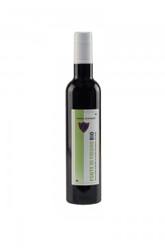 Huile d'olive extra vierge biologique Fonte di Foiano Toscano IGP 500 ml